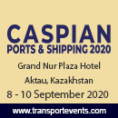 2nd Caspian Ports and Shipping 2020