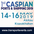 Caspian Ports and Shipping 2019