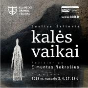 Teatras Spalis 2017