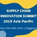 SUPPLY CHAIN INNOVATION SUMMIT 2019 Asia Pacific