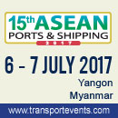 15th ASEAN Ports and Shipping 2017