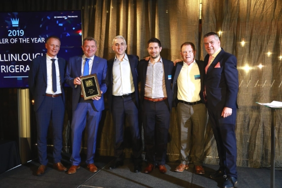 article Ballinlough Refrigeration Dealer of the year 2019